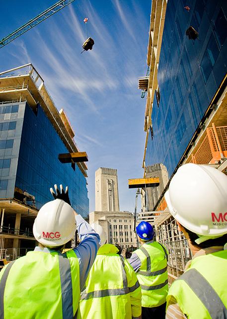 MCG Construction